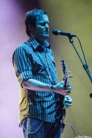 Willy Vlautin, cantante y guitarrista de Richmond Fontaine (BIME festival, Barakaldo, 2016)