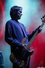 Matt Swanson, bajista de Lambchop (BIME festival, Barakaldo, 2016)