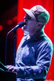 Kurt Wagner, cantante y guitarrista de Lambchop (BIME festival, Barakaldo, 2016)