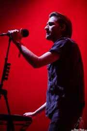 Hayden Thorpe, cantante, bajista y teclista de Wild Beasts (BIME festival, Barakaldo, 2016)