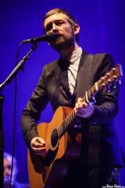 Neil Hannon, cantante y guitarrista de The Divine Comedy (BIME festival, Barakaldo, 2016)