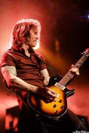 Myles Kennedy, cantante y guitarrista de Alter Bridge (Santana 27, Bilbao, 2016)
