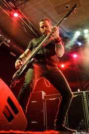 Brian Marshall, bajista de Alter Bridge (Santana 27, Bilbao, 2016)