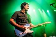 Aitor Godoy, guitarrista de The Northagirres (Kafe Antzokia, Bilbao, 2016)