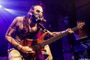 Psycho, bajista de Insaniam (Bilborock, Bilbao, 2016)