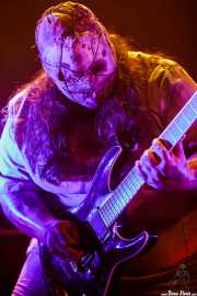 Dementh, guitarrista de Insaniam (Bilborock, Bilbao, 2016)