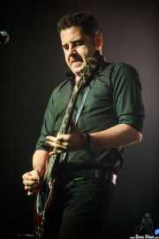 José Ignacio García Lapido, guitarrista de 091 (Santana 27, Bilbao, 2016)