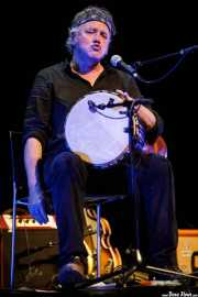 Mark Olson, cantante, guitarrista, dulcimer y percusionista (Sala BBK, Bilbao, 2016)