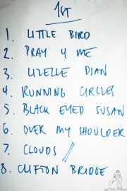 Setlist de Mark Olson (Sala BBK, Bilbao, 2016)