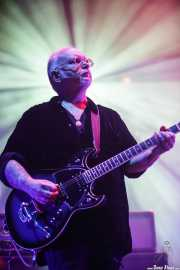 Reeves Gabrels, guitarrista de The Cure (Bilbao Exhibition Centre (BEC), Barakaldo, 2016)