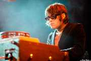 Ignacio Gonzalez, organista de Mystic Braves (Purple Weekend Festival, León, 2016)