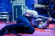 Shane Stotsenberg, guitarrista de Mystic Braves (Purple Weekend Festival, León, 2016)