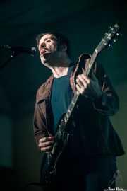 Marcos Montoto, cantante y guitarrista de Peralta (Purple Weekend Festival, León, 2016)
