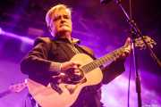 Iñaki Uranga, guitarrista y cantante en el Homenaje a The Concert for Bangladesh. George Harrison (Santana 27, Bilbao, 2016)