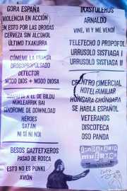 Setlist de Lendakaris Muertos (Kafe Antzokia, Bilbao, 2017)