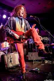 Crazy Tomes, guitarrista y cantante de Swamp Dogg (Kafe Antzokia, Bilbao, 2017)