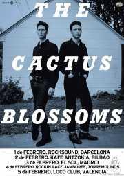Cartel de The Cactus Blossoms (Kafe Antzokia, Bilbao, )