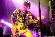 Chris Shiflett, guitarrista de Me First and The Gimme Gimmes (Santana 27, Bilbao, 2017)