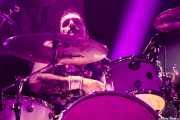 Dave Raun, baterista de Me First and The Gimme Gimmes (Santana 27, Bilbao, 2017)