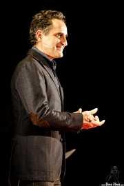 Jorge Drexler, cantante y guitarrista (Sala Cúpula (Teatro Campos Elíseos), Bilbao, 2017)