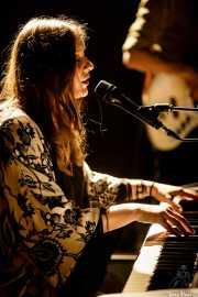 """Carolina de Juan """"Nina"""", cantante y pianista de Morgan"""