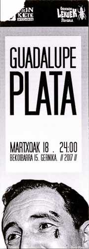 Guadalupe Plata (Trinkete Antitxokoa, Gernika, )