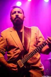Antonio Gramentieri, guitarrista de Don Antonio (Kafe Antzokia, Bilbao, 2017)