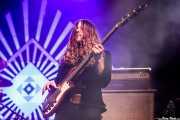 Zach Anderson, bajista de Blues Pills (Santana 27, Bilbao, 2017)