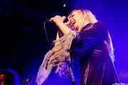 Elin Larsson cantante de Blues Pills (Santana 27, Bilbao, 2017)