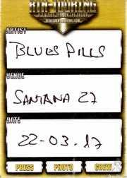 PhotoPass de Blues Pills (Santana 27, Bilbao, 2017)