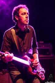 """Eduardo Marco """"Teo"""", guitarrista de Supertubos (Escenario Santander, Santander, 2017)"""