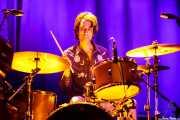 Mike Belitsky, baterista de The Sadies (Escenario Santander, Santander, 2017)