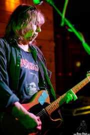John Felice, cantante y guitarrista de The Real Kids (Satélite T, Bilbao, 2017)