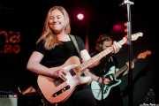 Joanne Shaw Taylor -voz y guitarra- y Drew Wynen -teclado y guitarra- (Sala Azkena, Bilbao, 2017)