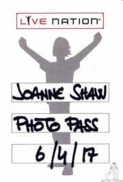 PhotoPass de Joanne Shaw Taylor (Sala Azkena, Bilbao, )