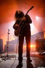 Fynn Claus Grabke, cantante y guitarrista de The Picturebooks (Kafe Antzokia, Bilbao, 2017)