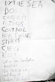 Setlist de The Lookers (Kafe Antzokia, Bilbao, 2017)