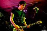 Chuck French, guitarrista de Wovenhand (Santana 27, Bilbao, 2017)