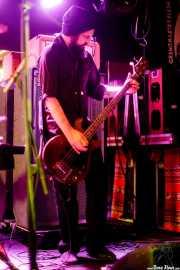 Neil Keener, bajista de Wovenhand (Santana 27, Bilbao, 2017)