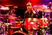 Ordy Garrison, baterista de Wovenhand (Santana 27, Bilbao, 2017)