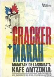 Cracker y Marah (Kafe Antzokia, Bilbao, )