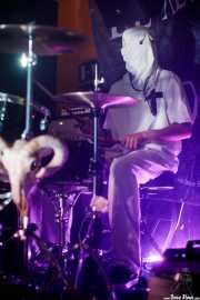 Reaper Model, baterista de El Altar del Holocausto (Shake!, Bilbao, 2017)