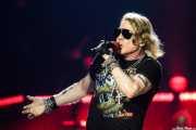 Axl Rose, cantante de Guns n' Roses (Estadio de San Mamés, Bilbao, 2017)