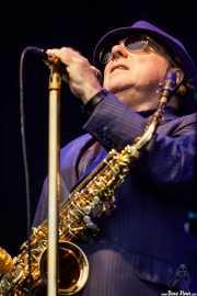 Van Morrison, cantante y saxofonista (Music Legends Fest, Sondika, 2017)
