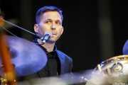 Bobby Ruggiero, baterista de Van Morrison (Music Legends Fest, Sondika, 2017)