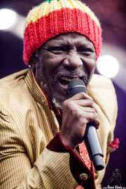 Alpha Blondy, cantante de Alpha Blondy & The Solar System (Music Legends Fest, Sondika, 2017)