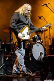 Warren Haynes, cantante y guitarrista de Gov't Mule (Music Legends Fest, Sondika, 2017)