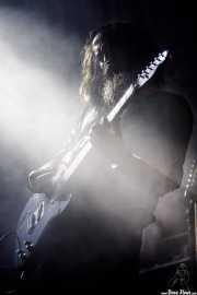 Lionel Limiñana, guitarrista de The Limiñanas (Andoaingo Rock Jaialdia, Andoain, 2017)