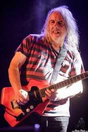 Nick Saloman, cantante y guitarrista de The Bevis Frond (Andoaingo Rock Jaialdia, Andoain, 2017)