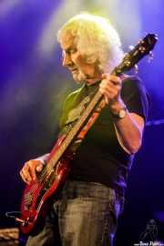 Adrian Shaw, bajista de The Bevis Frond (Andoaingo Rock Jaialdia, Andoain, 2017)
